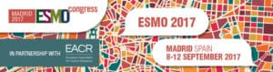 ESMO – 8-12 September 2017 Madrid