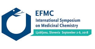 EFMC – International Symposium on Medicinal Chemistry – Ljubljana 02-06.09.2018