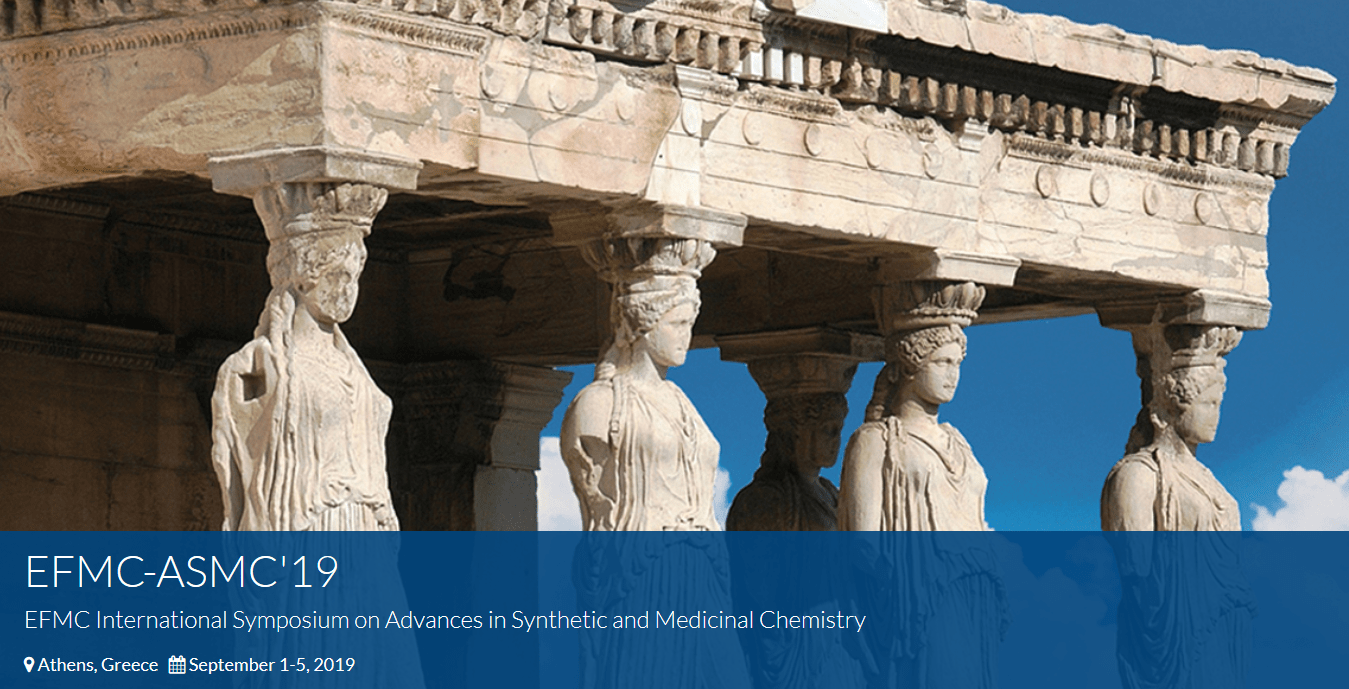 EFMC-ASMC'19 – September 1-5, 2019 | Athens, Greece